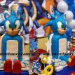 Sonic the Hedgehog Cake 2
