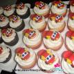 The Cars Disney Cupcakes