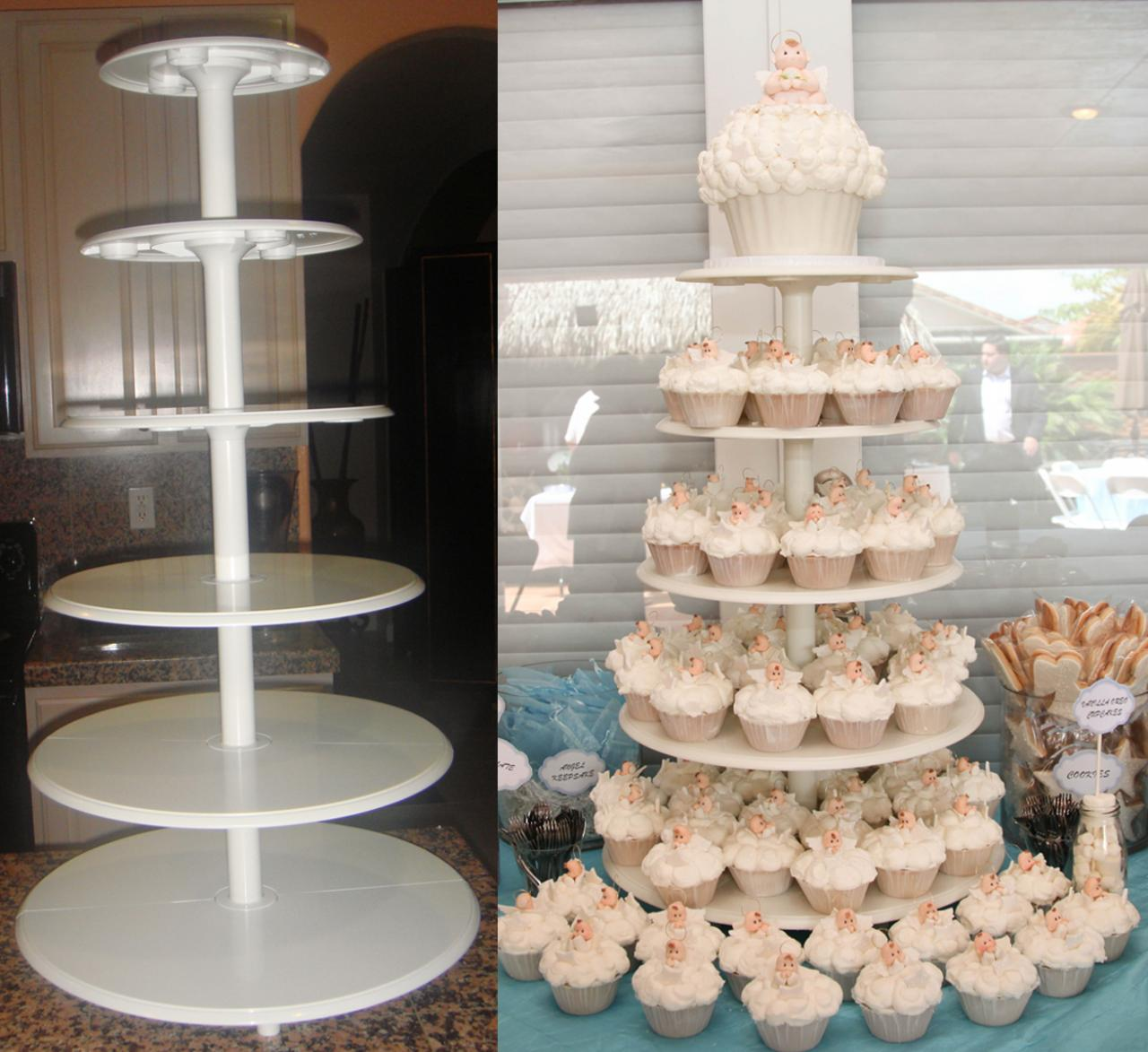 ?Wilton Towering Tiers Cake Stand.? : wedding cake plates and pillars - pezcame.com